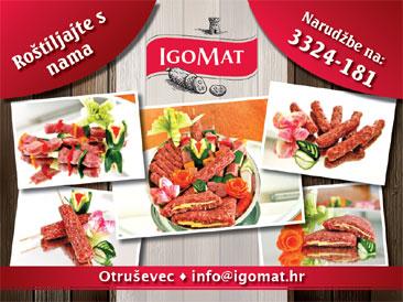 IgoMat - Roštilj