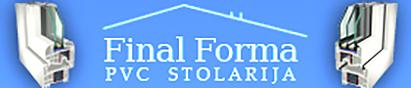 Final Forma- PVC Stolarija